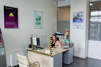 Офис обслуживания «Яхтенная, 34»